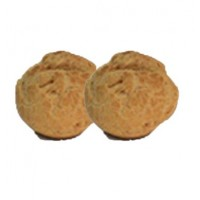 PASTRY/OTHERS: PRUVE MINI BUTTER CHOUX 4.5CM (SHELL)