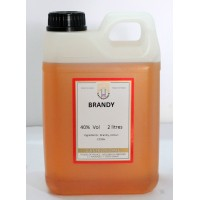 BRANDY 40% FOR CULINARY USE