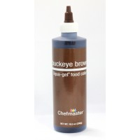 CHEFMASTER LIQUA GEL - BUCKEYE BROWN