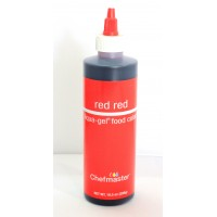 CHEFMASTER LIQUA GEL - RED RED