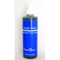 CHEFMASTER LIQUA GEL - ROYAL BLUE