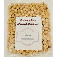 NUTS: ITALIAN WHOLE ROASTED HAZELNUTS