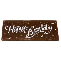 CHOCOLATE LABEL-HAPPY BIRTHDAY (MILK)