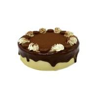 LINDT SIGNATURE CAKE: MILK CHOCOLATE HAZELNUT