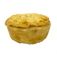 GOURMET CRAB PIES: CHILLI PERSONAL PIE (BAKED)