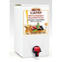 4LT Bag-In-Box Amber Maple Syrup
