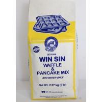 WIN SIN WAFFLE & PANCAKE MIX