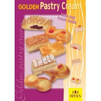 IREKS GOLDEN PASTRY CREAM