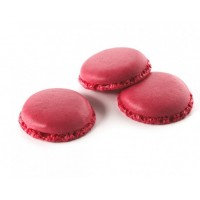 MACARON SHELL REDCURRANT (SWEET)
