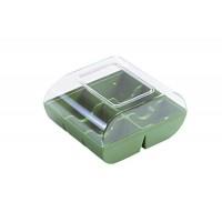 MACADO 6 MACARON BOX - GREEN
