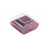 MACADO 6 MACARON BOX - RED