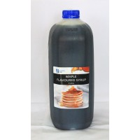 TRISCO MAPLE FLAVOURED SYRUP